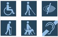 Disabilities, Illustration