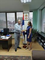 Meeting of BiH Ombudsman Ljubinka Mitrović with the Commissioner for the Protection of Equality of Serbia Brankica Janković