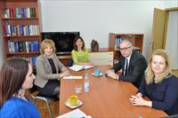 Meeting of the Ombudsman of Bosnia and Herzegovina prof. dr. Ljubinka Mitrovic and the Republika Srpska Ombudsperson for Children Dragica Radović