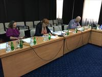 Ombudsmen Nives Jukic and dr. Jasminka Džumhur at the presentation of the Report on the Efficiency of the Ombudsman Institution of Bosnia and Herzegovina