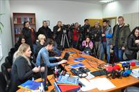 International Human Rights Day - press conference