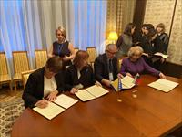 Signed Memorandum of Understanding between the Ombudsman of Bosnia and Herzegovina and the Ombudsman of Russia