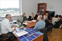 Ombudsmen meet with representatives of international organization Save the Children
